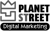 Planet Street Digital logo